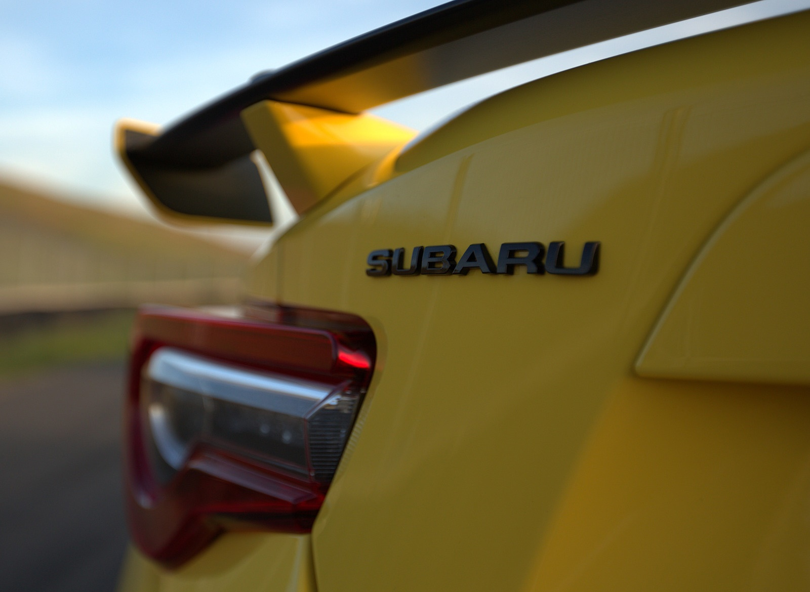 2017 Subaru BRZ Series.Yellow Detail Wallpapers (7)