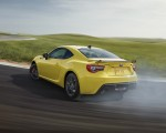 2017 Subaru BRZ Series.Yellow Rear Three-Quarter Wallpapers 150x120 (2)