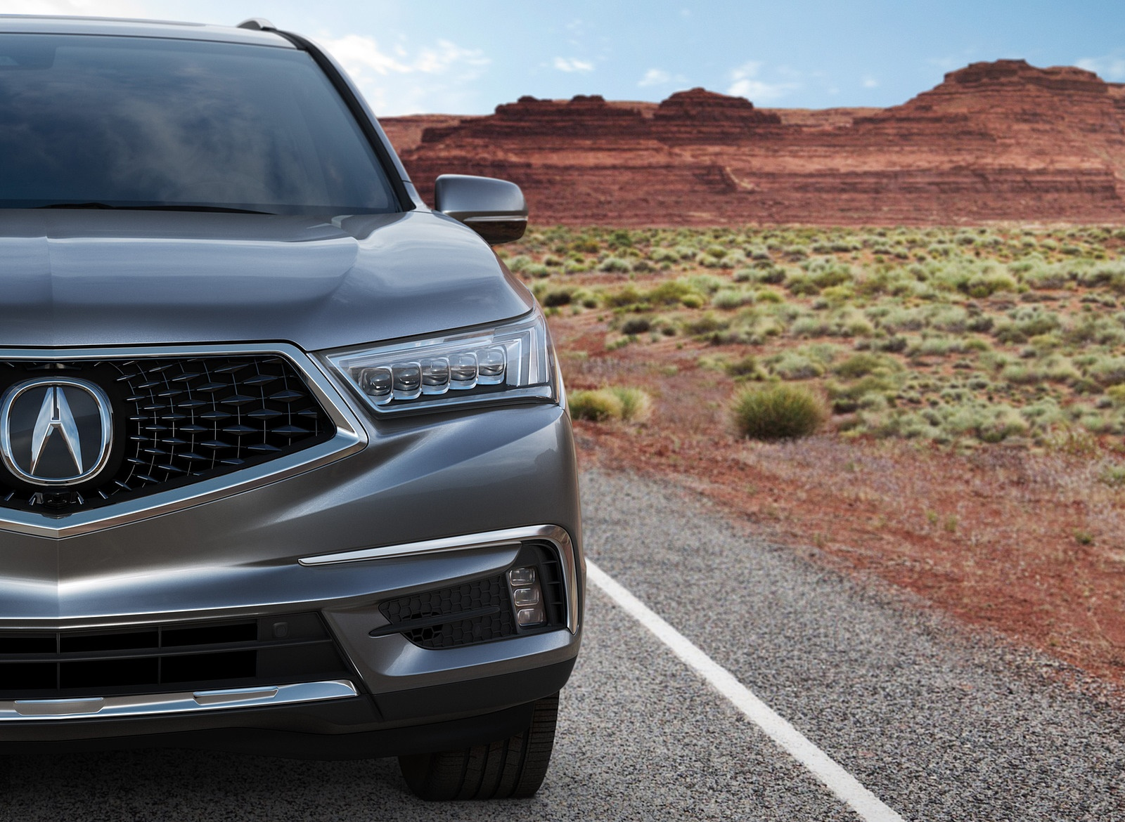 2018 Acura MDX Detail Wallpapers (13)
