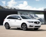 2018 Acura MDX Front Three-Quarter Wallpapers 150x120 (11)