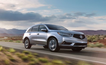 2018 Acura MDX Wallpapers
