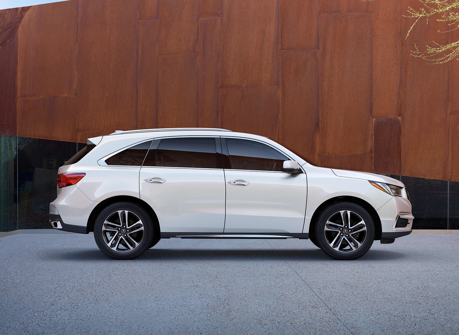 2018 Acura MDX Side Wallpapers (8)