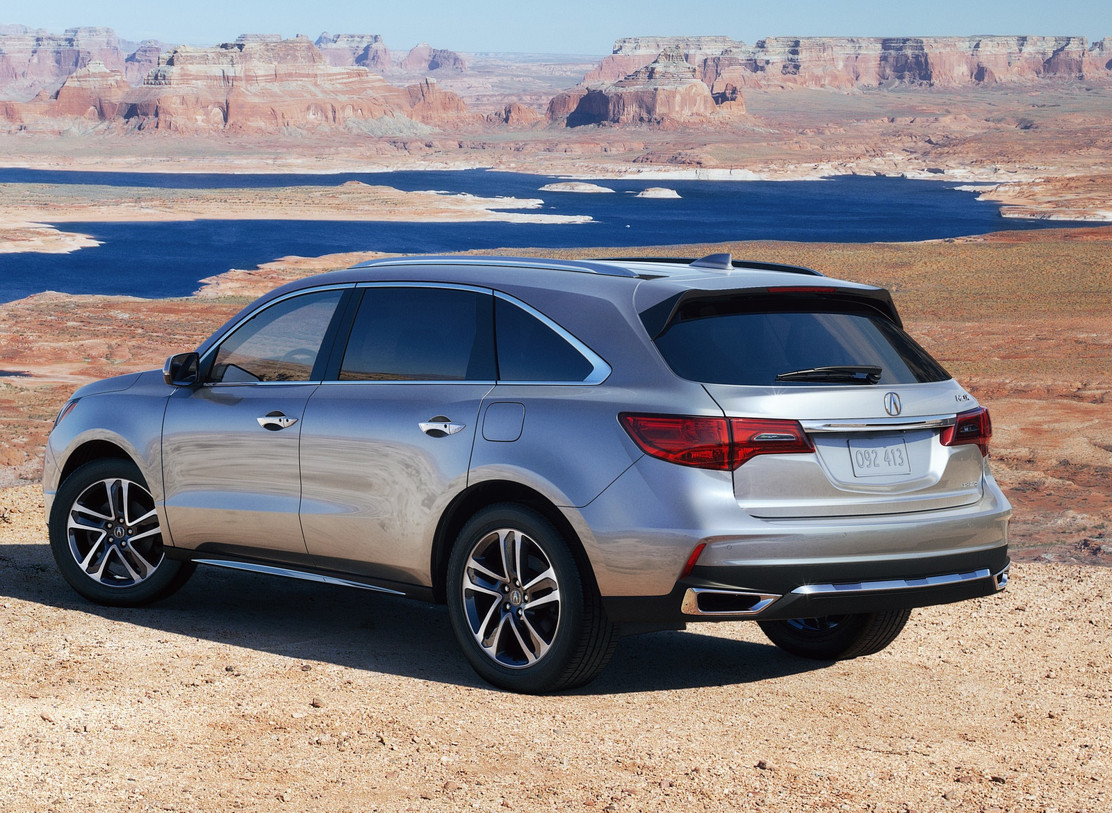 2018 Acura MDX Wallpapers (7)