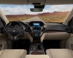 2018 Acura MDX with Technology Package Interior Cockpit Wallpapers 150x120 (19)