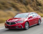 2018 Acura RLX Sport Hybrid Front Three-Quarter Wallpaper 150x120 (8)