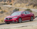 2018 Acura RLX Sport Hybrid Front Three-Quarter Wallpaper 150x120 (10)