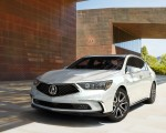 2018 Acura RLX Sport Hybrid Front Wallpapers 150x120 (47)