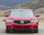2018 Acura RLX Sport Hybrid Front Wallpapers 150x120 (37)