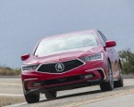 2018 Acura RLX Sport Hybrid Front Wallpapers 150x120 (5)