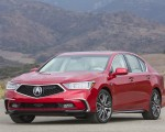 2018 Acura RLX Sport Hybrid Front Wallpapers 150x120 (38)