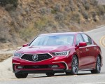 2018 Acura RLX Sport Hybrid Front Wallpapers 150x120 (24)