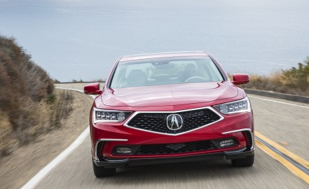 2018 Acura RLX Wallpapers