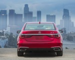 2018 Acura RLX Sport Hybrid Rear Wallpaper 150x120 (35)