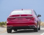 2018 Acura RLX Sport Hybrid Rear Wallpaper 150x120 (16)