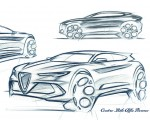 2018 Alfa Romeo Stelvio Design Sketch Wallpapers 150x120 (42)