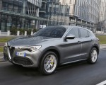 2018 Alfa Romeo Stelvio Front Three-Quarter Wallpapers 150x120 (22)
