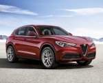 2018 Alfa Romeo Stelvio Front Three-Quarter Wallpapers 150x120 (12)