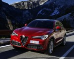 2018 Alfa Romeo Stelvio Front Three-Quarter Wallpapers 150x120 (11)