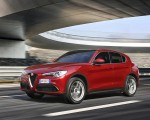 2018 Alfa Romeo Stelvio Front Three-Quarter Wallpapers 150x120 (19)