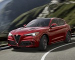 2018 Alfa Romeo Stelvio Front Three Quarter Wallpapers 150x120 (1)