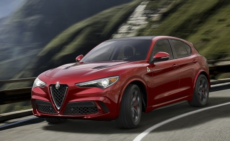 2018 Alfa Romeo Stelvio Wallpapers HD