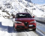2018 Alfa Romeo Stelvio Front Wallpapers 150x120 (18)