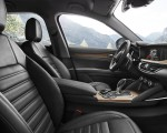 2018 Alfa Romeo Stelvio Interior Front Seats Wallpapers 150x120 (28)