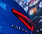 2018 Alfa Romeo Stelvio Quadrifoglio (Color: Misano Blue) Tail Light Wallpapers 150x120 (30)