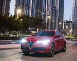 2018 Alfa Romeo Stelvio Quadrifoglio (Color: Rosso Competizione) Front Three Quarter Wallpapers 150x120 (46)