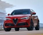 2018 Alfa Romeo Stelvio Quadrifoglio (Color: Rosso Competizione) Front Wallpapers 150x120 (48)