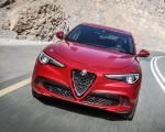 2018 Alfa Romeo Stelvio Quadrifoglio (Color: Rosso Competizione) Front Wallpapers 150x120 (44)