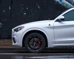 2018 Alfa Romeo Stelvio Quadrifoglio (Color: Trofeo White) Detail Wallpapers 150x120 (24)