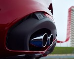 2018 Alfa Romeo Stelvio Quadrifoglio Tailpipe Wallpapers 150x120