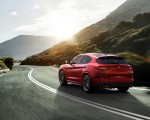 2018 Alfa Romeo Stelvio Rear Three Quarter Wallpapers 150x120 (2)