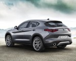 2018 Alfa Romeo Stelvio Rear Wallpapers 150x120 (26)