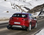 2018 Alfa Romeo Stelvio Rear Wallpapers 150x120 (16)
