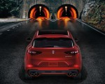 2018 Alfa Romeo Stelvio Rear Wallpapers 150x120 (7)