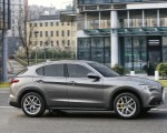 2018 Alfa Romeo Stelvio Side Wallpapers 150x120 (25)