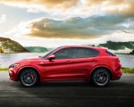 2018 Alfa Romeo Stelvio Side Wallpapers 150x120 (3)