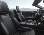 2018 Audi R8 Spyder V10 Plus (Color: Micrommata Green) Interior Seats Wallpaper 150x120 (9)