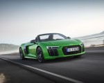 2018 Audi R8 Spyder V10 Plus Wallpapers HD