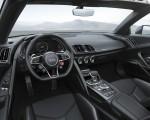 2018 Audi R8 Spyder V10 plus (Color: Micrommata Green) Interior Wallpaper 150x120 (10)