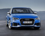 2018 Audi RS 3 Sportback (Color: Ara Blue) Front Wallpaper 150x120 (7)