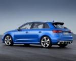 2018 Audi RS 3 Sportback (Color: Ara Blue) Rear Three-Quarter Wallpaper 150x120 (9)