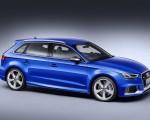 2018 Audi RS 3 Sportback (Color: Ara Blue) Side Wallpaper 150x120 (13)