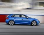 2018 Audi RS 3 Sportback (Color: Ara Blue) Side Wallpaper 150x120 (2)
