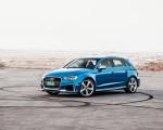 2018 Audi RS 3 Sportback (Color: Mystic Blue) Front Three-Quarter Wallpaper 150x120 (40)
