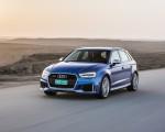 2018 Audi RS 3 Sportback (Color: Mystic Blue) Front Three-Quarter Wallpaper 150x120 (36)
