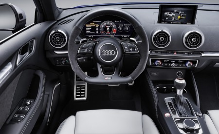 2018 Audi Rs 3 Sportback Interior Cockpit Wallpapers 16 Newcarcars