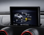 2018 Audi RS3 Sedan Central Console Wallpapers 150x120 (23)